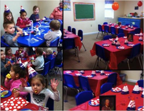 PreschoolBenParty