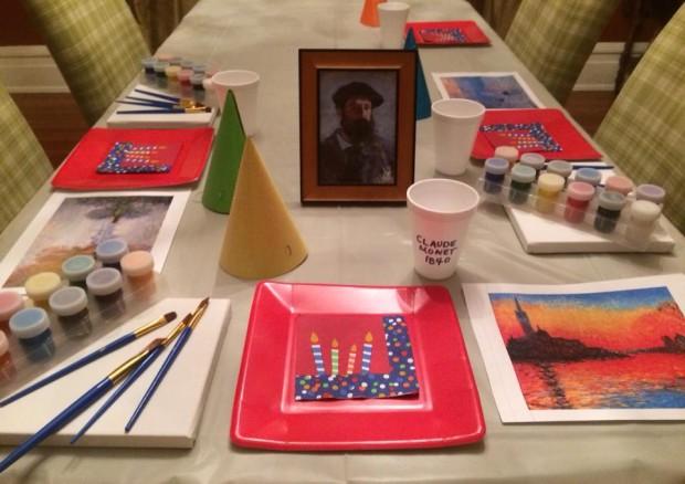 Monet Party
